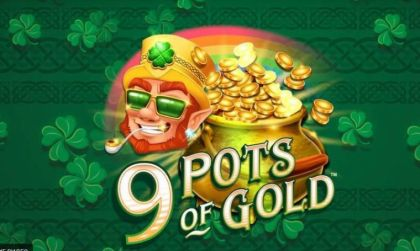 Info - 9 Pots of Gold-Microgaming Mobile Slot Game