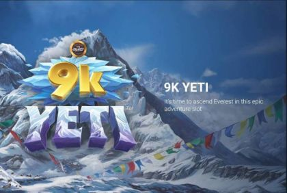 - 9k Yeti- Mobile Slot Game