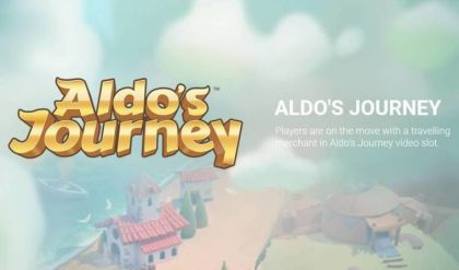- Aldo's Journey- Mobile Slot Game