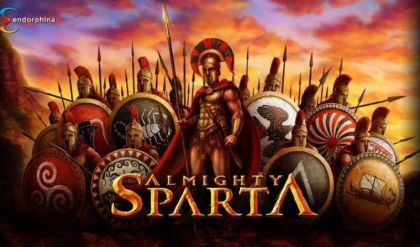 - Almighty Sparta- Mobile Slot Game