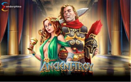 - Ancient Troy- Mobile Slot Game