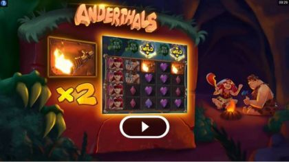 Info - Anderthals-Microgaming Mobile Slot Game