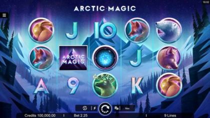 - Arctic Magic- Mobile Slot Game