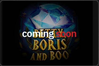 Info - Boris, Betty and Boo-Red Tiger Gaming Mobile Slot Game