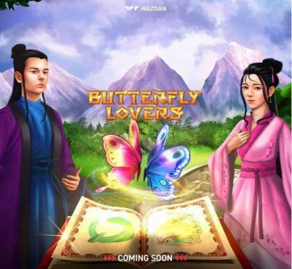 - Butterfly Lovers- Mobile Slot Game