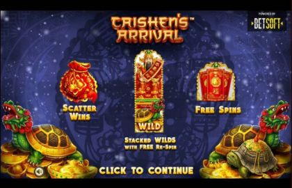 - Caishen's Arrival- Mobile Slot Game