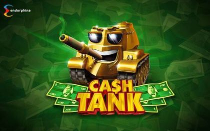 Info - Cash Tank-Endorphina Mobile Slot Game