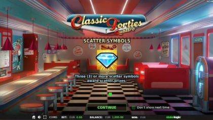 - Classic Forties Quattro- Mobile Slot Game