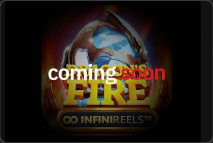 Info - Dragon's Fire: INFINIREELS-Red Tiger Gaming Mobile Slot Game