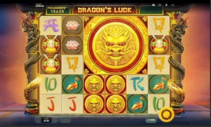 - Dragon's Luck MegaWays- Mobile Slot Game