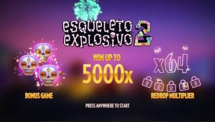 - Esqueleto Explosivo 2- Mobile Slot Game