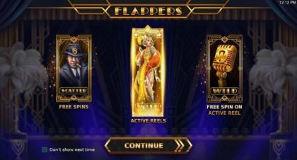 Info - Flappers-StakeLogic Mobile Slot Game