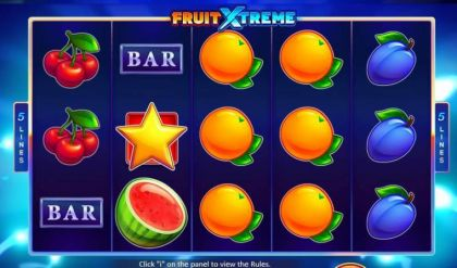 - Fruit Xtreme- Mobile Slot Game
