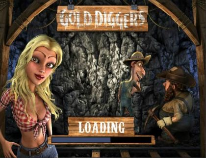 - Gold Diggers- Mobile Slot Game