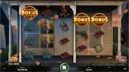 Slot Reels - Halloween-Microgaming Mobile Slot Game
