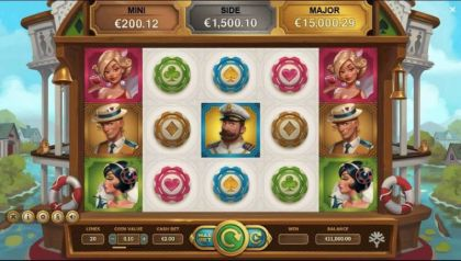 Slot Reels - Jackpot Express-Yggdrasil Mobile Slot Game