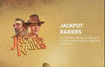 - Jackpot Raiders- Mobile Slot Game