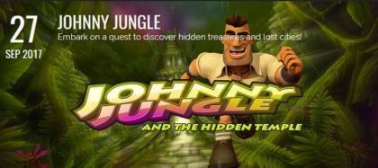 Info - Johnny Jungle-Rival Mobile Slot Game