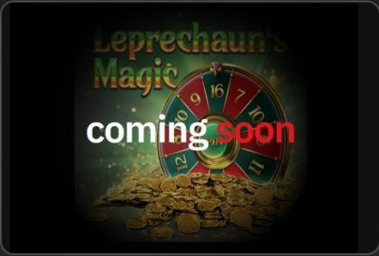 Info, Wheel - Leprechaun's Magic-Red Tiger Gaming Mobile Slot Game