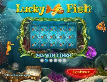 - Lucky Fish- Mobile Slot Game