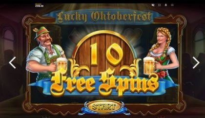 , - Lucky Oktoberfest- Mobile Slot Game