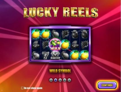 - Lucky Reels- Mobile Slot Game