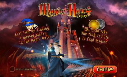 Info - Magic Hot 4 Deluxe-Wazdan Mobile Slot Game