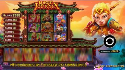 - Magic Journey- Mobile Slot Game