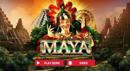 - Maya- Mobile Slot Game