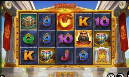 - Midas Golden Touch- Mobile Slot Game
