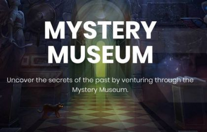 Info - Mystery Museum-Push Gaming Mobile Slot Game
