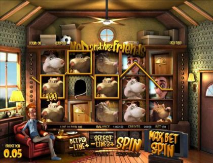 , - Ned and his Friends- Mobile Slot Game