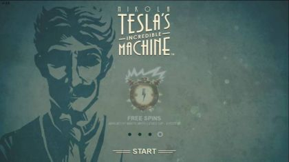 - Nikola Tesla's Incredible Machine- Mobile Slot Game