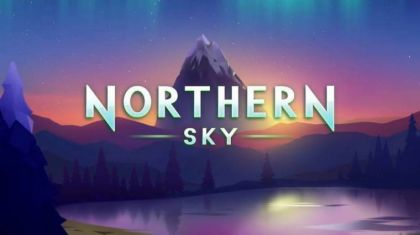 Info - Nothern Sky-Quickspin Mobile Slot Game