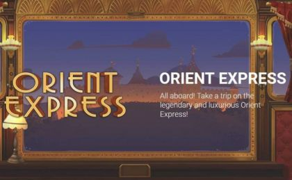 Info - Orient Express-Yggdrasil Mobile Slot Game