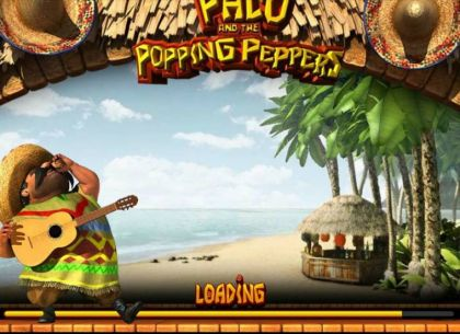 - Paco & P. Peppers- Mobile Slot Game