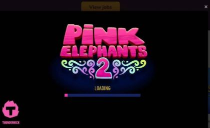 Info - Pink Elephants 2-Thunderkick Mobile Slot Game