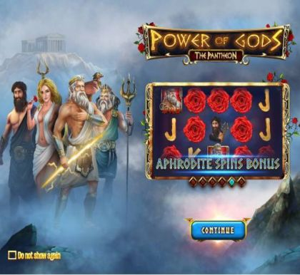 - Power of Gods: The Pantheon- Mobile Slot Game
