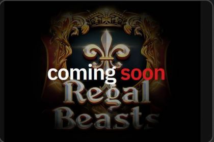 Info - Regal Beasts-Red Tiger Gaming Mobile Slot Game