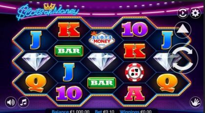 Slot Reels - Slots of Money-Betdigital Mobile Slot Game