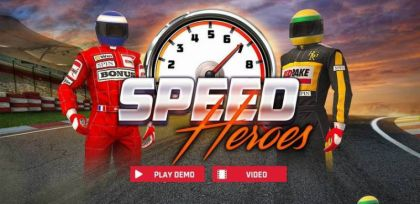 - Speed Heroes- Mobile Slot Game