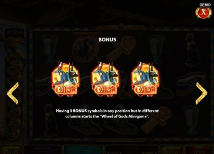 - The Asp of Cleopatra- Mobile Slot Game