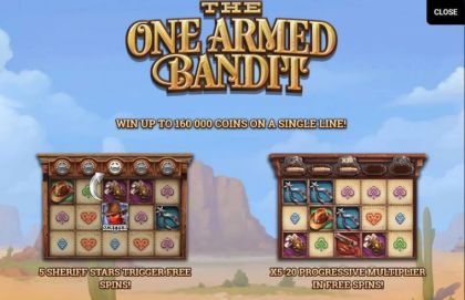- The One Armed Bandit- Mobile Slot Game