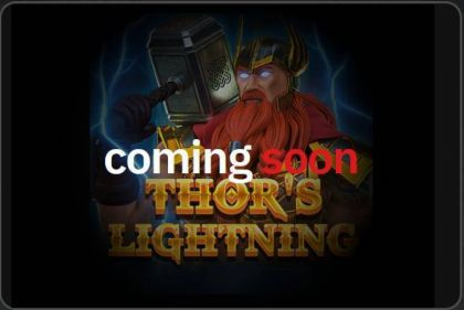 Info - Thor's Lightning-Red Tiger Gaming Mobile Slot Game