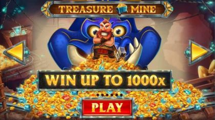 Info - Treasure Mine-Red Tiger Gaming Mobile Slot Game
