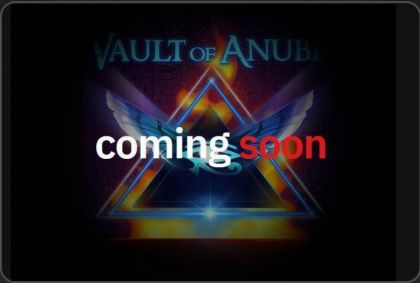 Info - Vault of Anubis-Red Tiger Gaming Mobile Slot Game