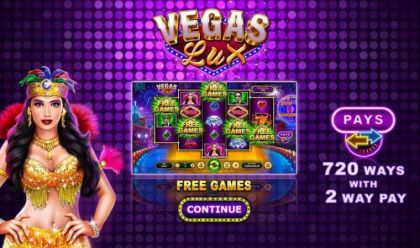 Info, Bonus 1, Free Spins Feature - Vegas Lux-RTG Mobile Slot Game