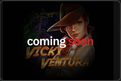 Info - Vicky Ventura-Red Tiger Gaming Mobile Slot Game