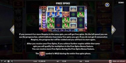- Viva Las Vegas- Mobile Slot Game