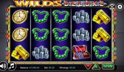 Slot Reels - Wilds Deluxe-Betdigital Mobile Slot Game